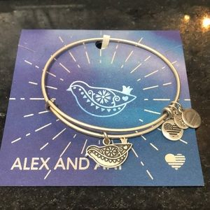 Alex and Ani Seasons blessings bangle
